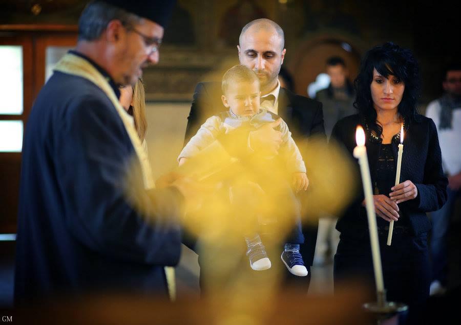 Фотография на кръщене