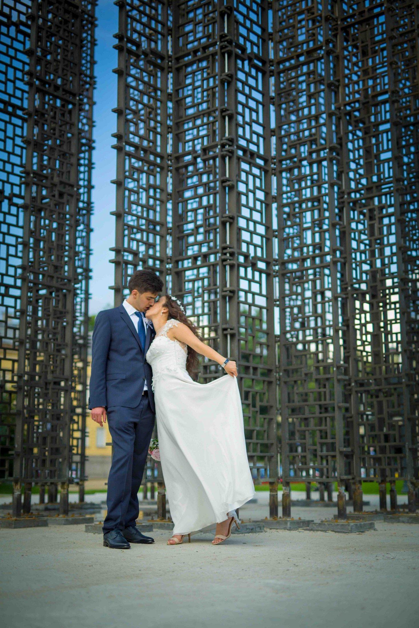 Сватбена фотография - Ники и Деси, София - сватбен фотограф Георги Матов студио Скайвю, Пловдив