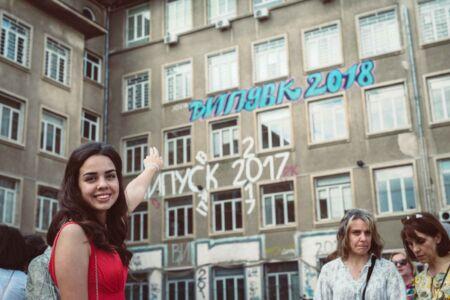 Фотограф за абитуриентски бал и фотосесии, Абсолвентската на Мариела